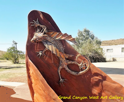 Grand Canyon West Art Gallery photo by Candy Dorsey