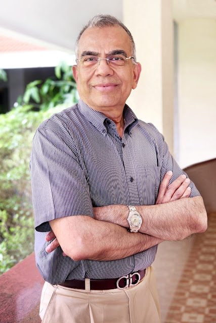 Mr. PNC Menon - Founder Chairman Sobha Group
