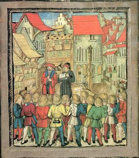 Luzerner_Schilling_Folio_6v_Luzern_tritt_dem_Waldstättenbund_bei_1332