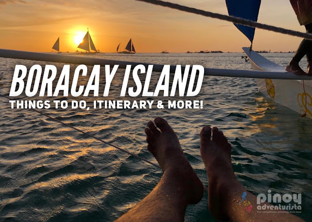 Boracay Travel Guide Blog Itinerary Things to do in Boracay