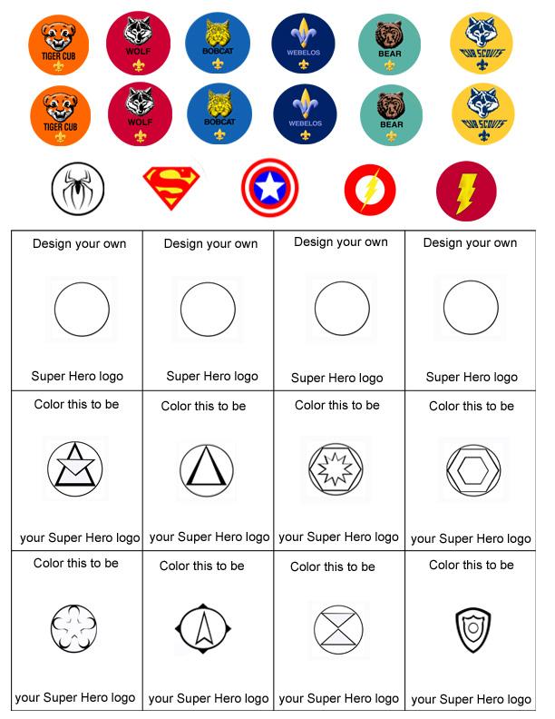 Agave District Cub Scout Roundtable: #2 Brave/Super Cub!