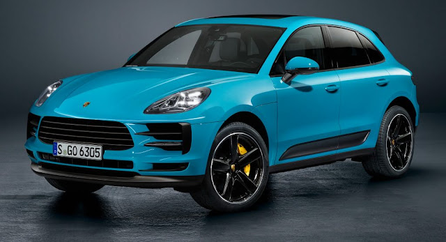 New Cars, Porsche, Porsche Macan, Top 4