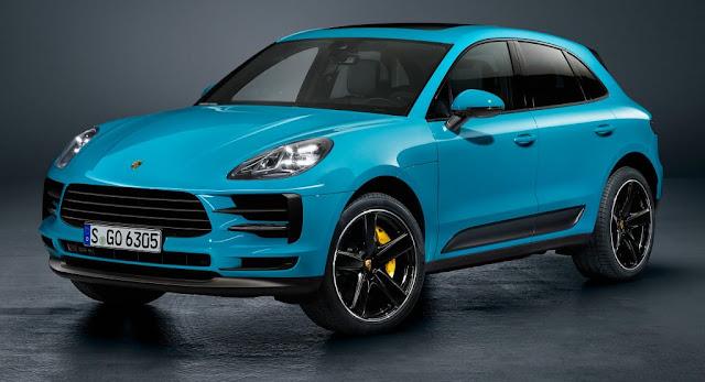 New Cars, Porsche, Porsche Macan, Top 4