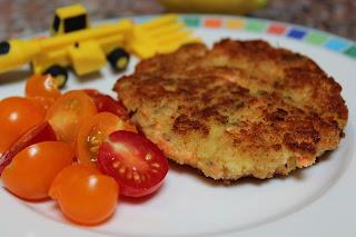 Salmon Cakes Toddler Recipe