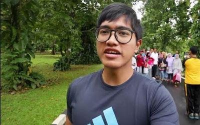 """Viral di Medsos! """"Kaesang Pangarep"""" Anak Presiden Jokowi Ini Terkenal  Karena Kebiasaan Nge-vlog"""