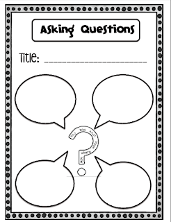 Sarah39s First Grade Snippets Teaching Questioning as a