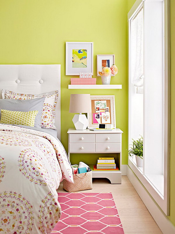 Home Tips: Solutions For Small Bedrooms 9