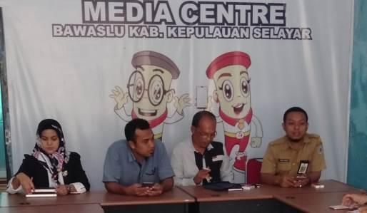 Bawaslu Akan Rekrut 448, Personil PTPS se-Kabupaten Kepulauan Selayar