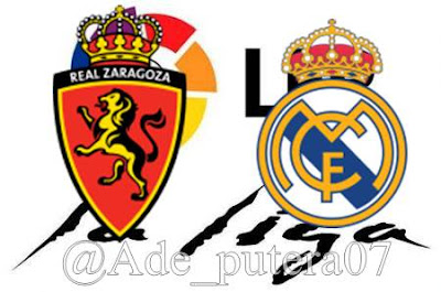 Real Zaragoza vs Real Madrid