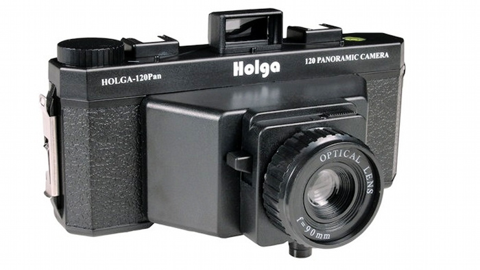 5 Film Cameras To Get Started With: Holga 120-Pan