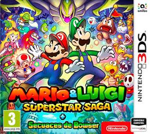 Mario & Luigi Superstar Saga + Bowser's Minions 3DS