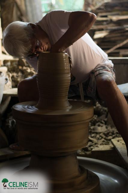 national folk artist for pottery