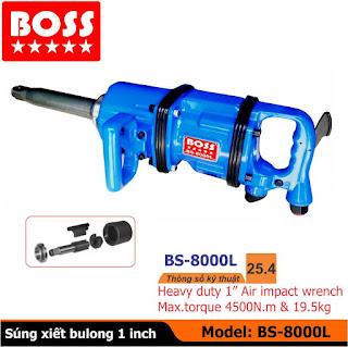 Súng vặn bulong BS-8000L
