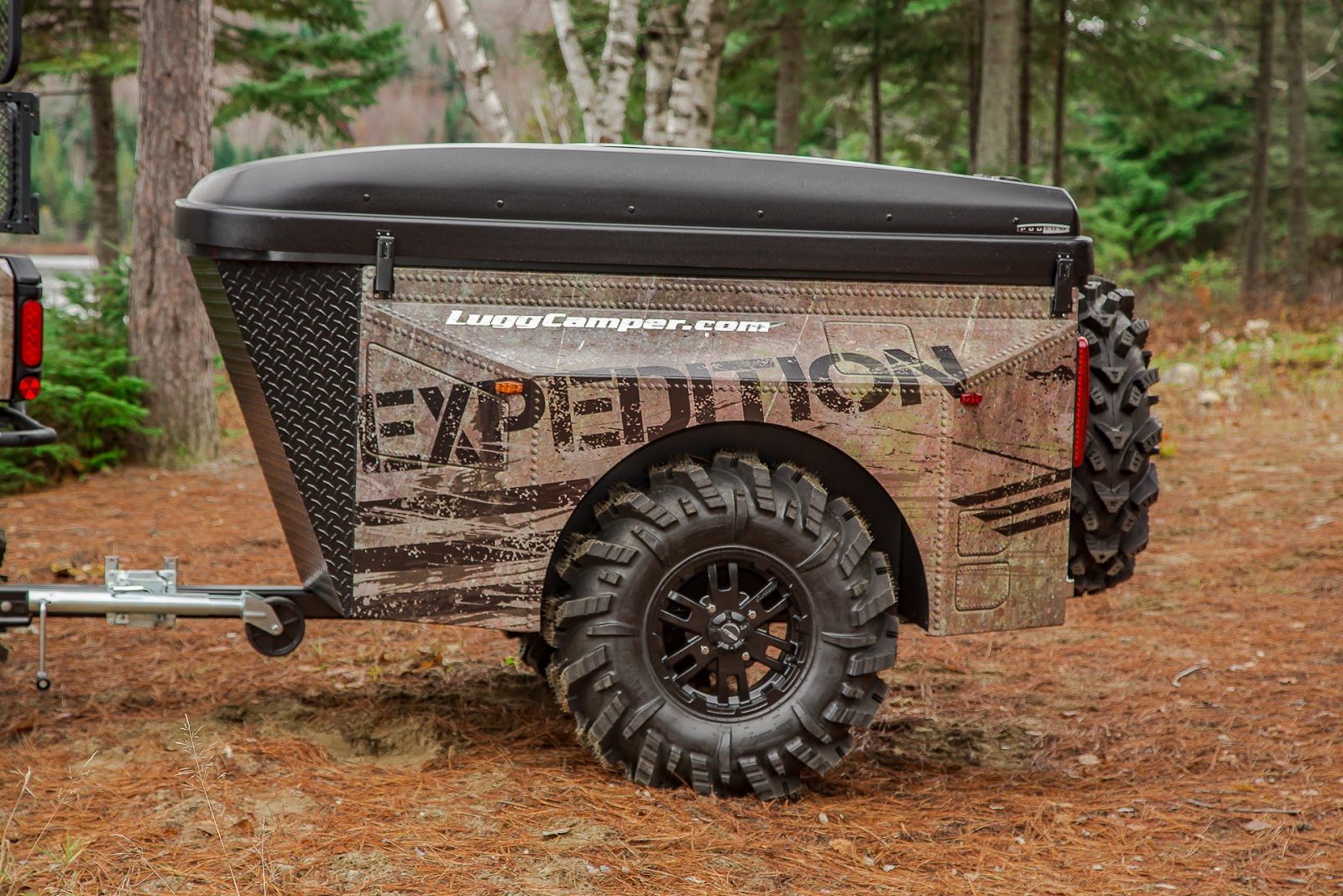 SNAFU!: CAN-AM Dender Expedition...pointing to future ...