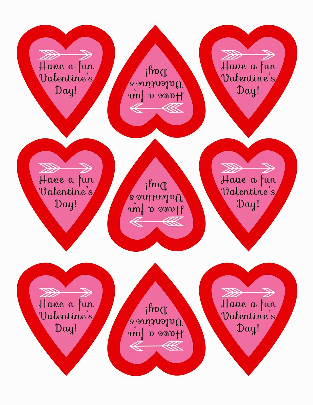 Mama Says Sew Valentine S Day Treats With Free Printables
