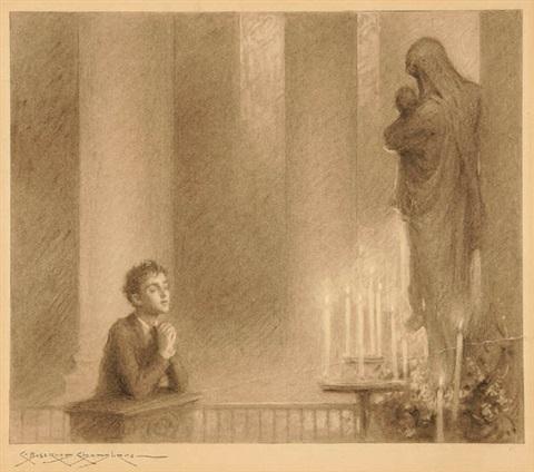Resultado de imagem para meditação católica
