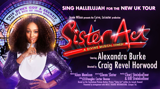 I've Got My Ticket... Sister Act - The Musical
