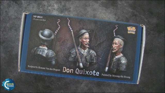 Don Quixote (Nuts Planet NP-B024)