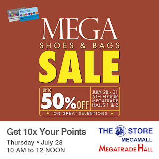 SM Megamall Mega Shoes and Bags Sale , sale, shopping, Philippines sale
