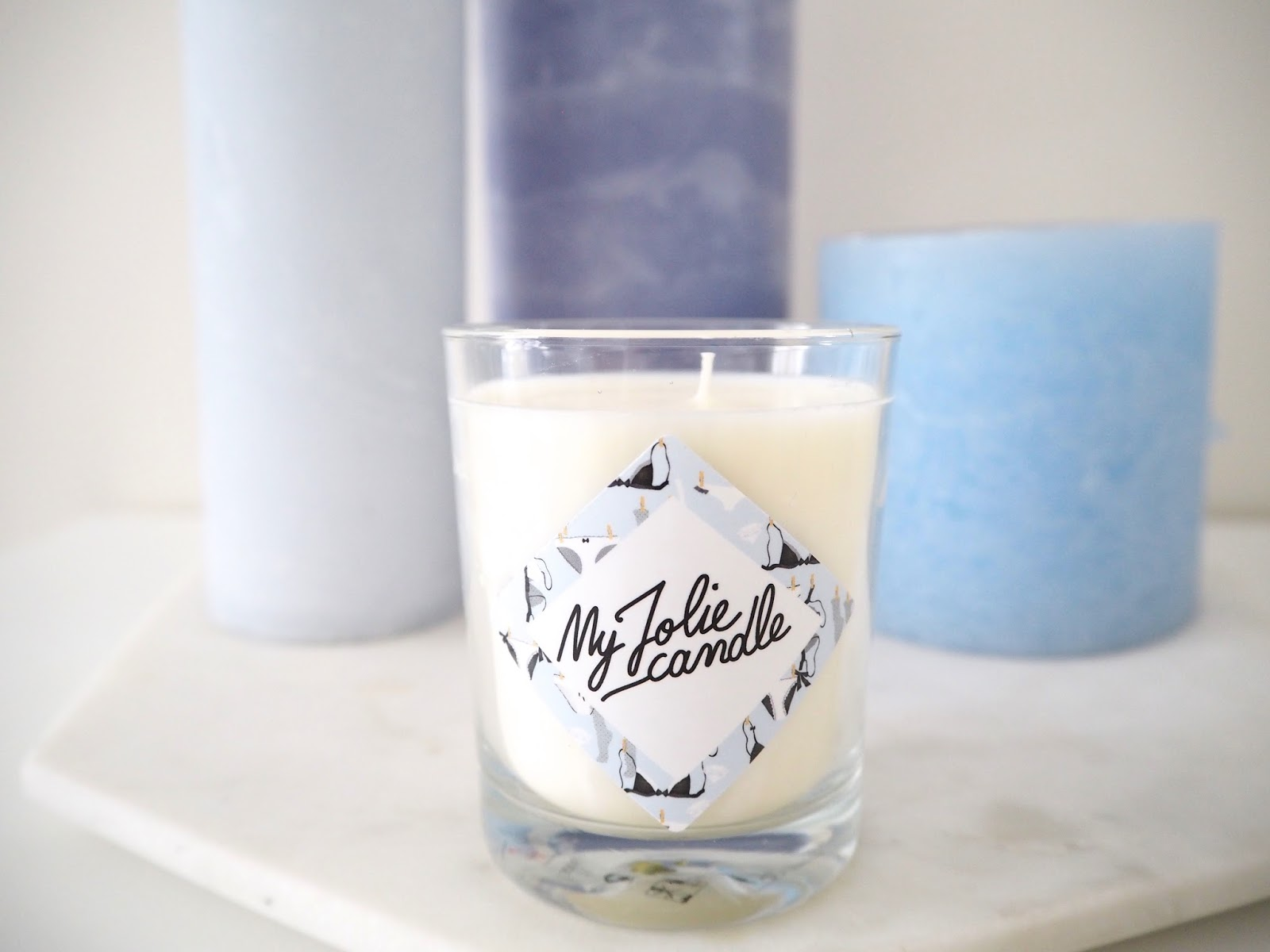 linge frais my jolie candle