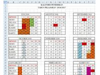 Download Kalender Pendidikan Semua Provinsi Tahun 2017-2018