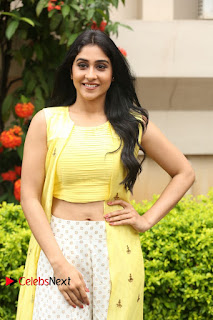 Actress Regina Candra Pictures at Jyo Achyutananda Success Meet  0076.JPG