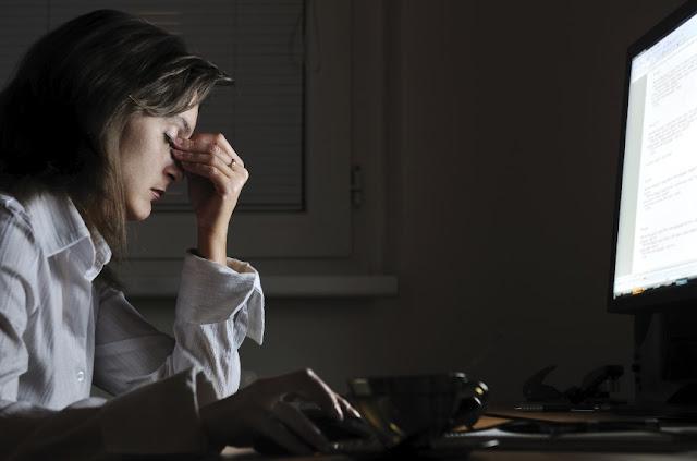 Akibat Kerja Lembur Efeknya Sangat Buruk Serta Berbahaya Bagi Kesehatan