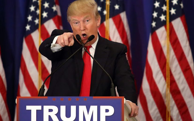 Donald Trump gana la presidencia