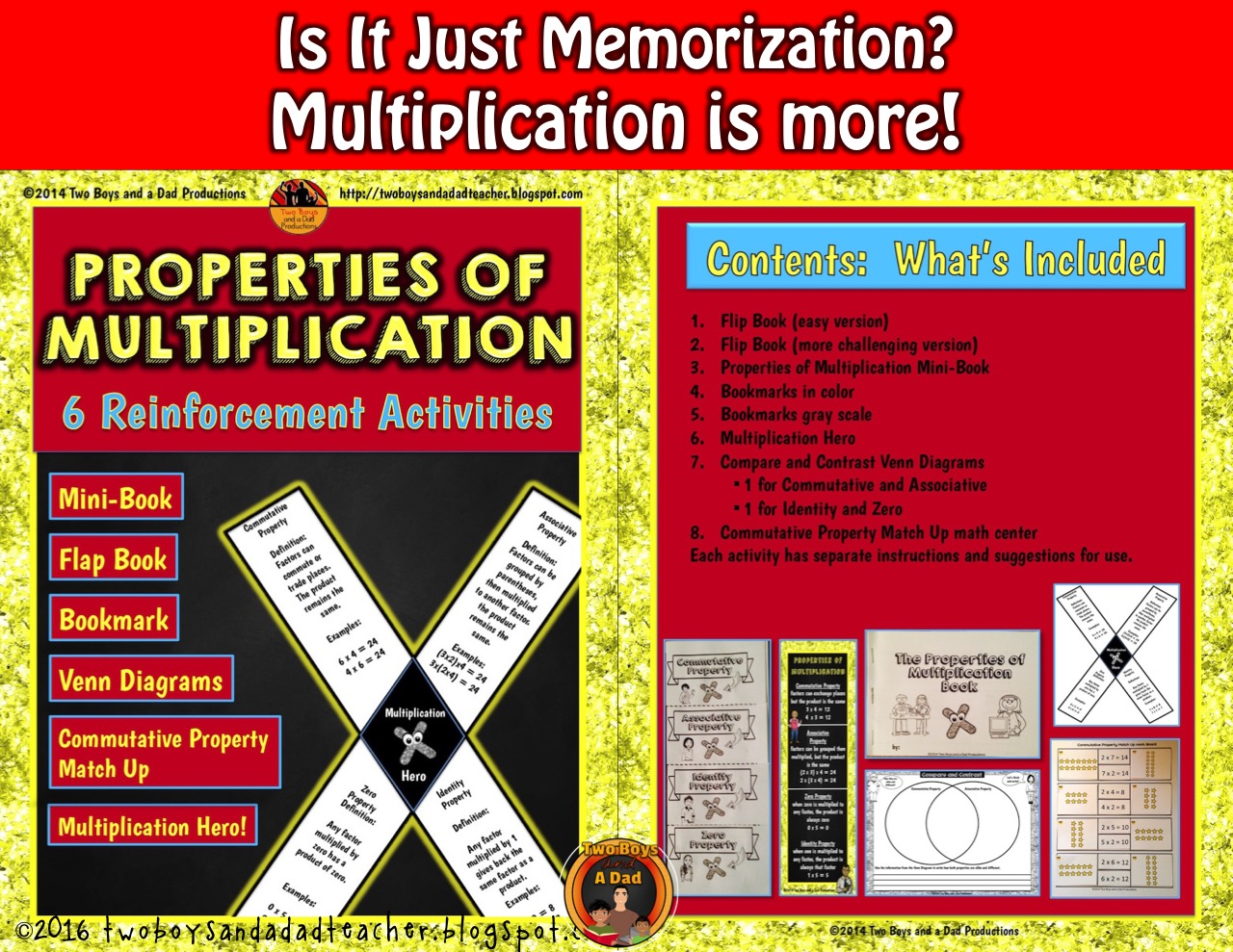 Is It Just Memorization  Multiplication Is More