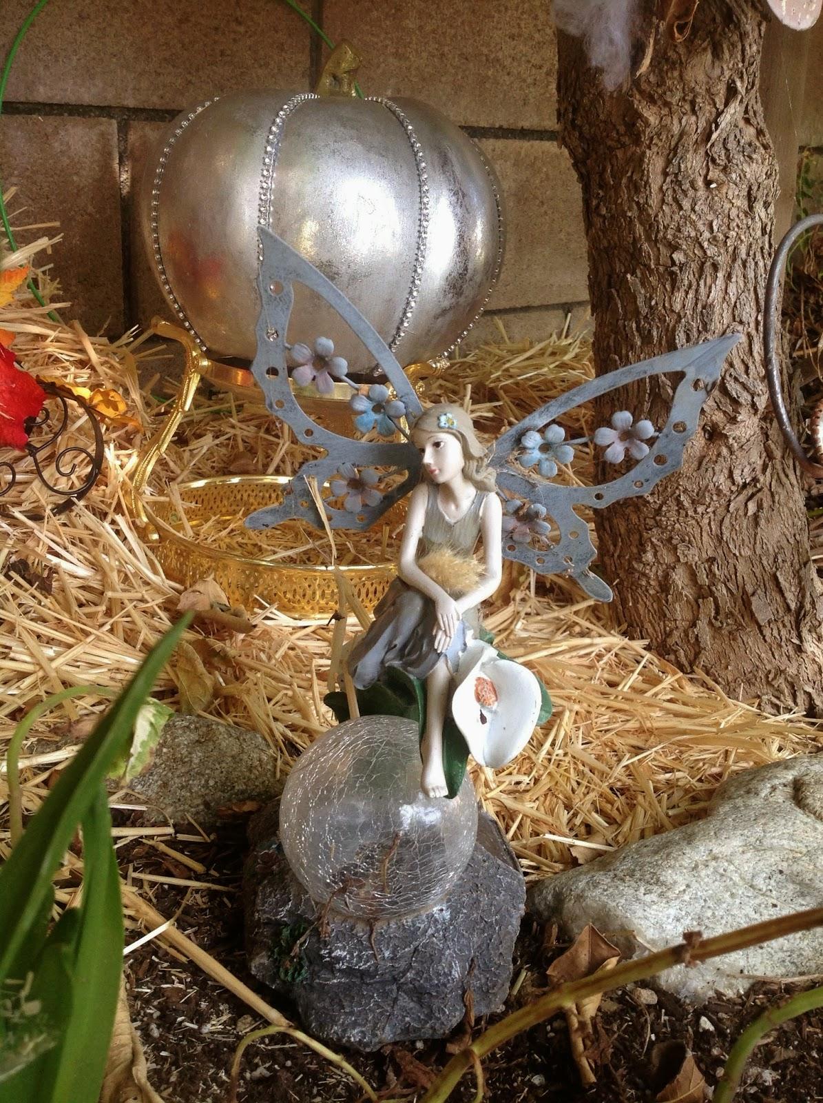 Grandma's Enchanted Fairy Garden: Halloween Festival Wraps Up
