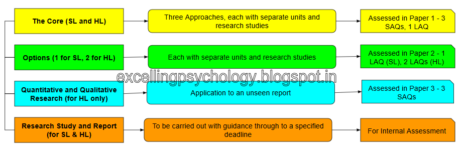 IB Psychology New Syllabus 2019 - A Candidate's Perspective