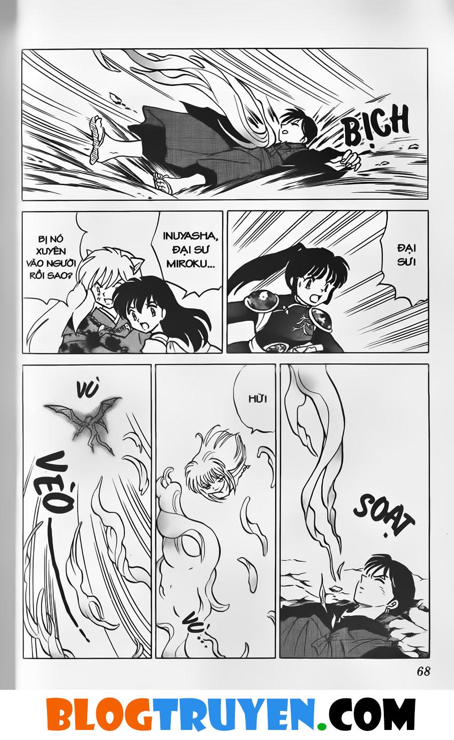 Inuyasha vol 35.4 trang 11