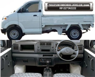Harga Mega Carry AC PS Dealer Suzuki Jogja
