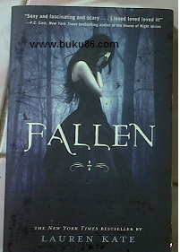 Novel Import Fallen by Lauren Kate