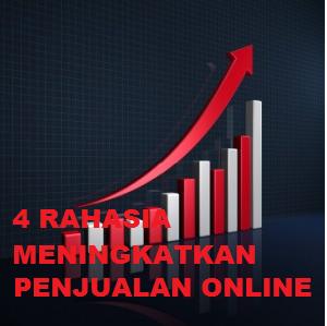 rahasia meningkatkan penjualan online