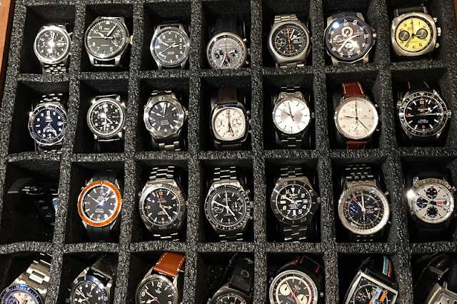 Lojas para comprar relógios em Miami