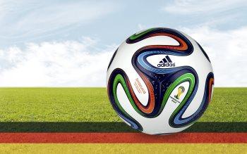 Wallpaper: Brazuca Adidas Ball 2014