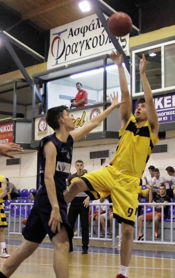 Ανετη επικράτηση με πολύ καλή απόδοση για τους παίδες του Αρη στο Πανελλήνιο Πρωτάθλημα-Φωτορεπορτάζ από το ντέρμπι του Βορρά με την Ασπίδα Ξάνθης