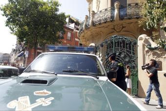 La Guardia Civil detiene a Teddy Bautista tras registrar la sede de la SGAE