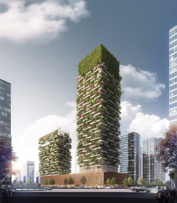 L'edifici que lluita contra la contaminació