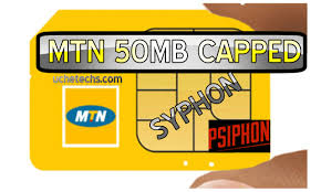 MTN 50MB On Psiphon VPN With NO EXPIRY DATE Alitech