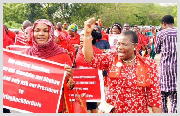 Chibok girls: We don't need your help - Buhari's daughter berates BBOG