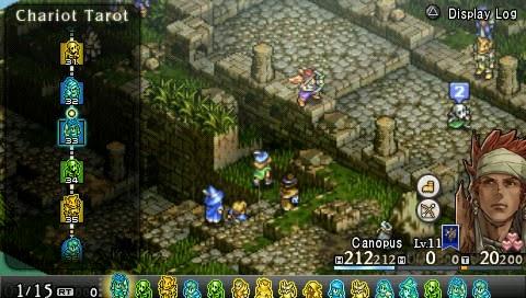 Tactics Ogre Let Us Cling Together - Download Game PSP