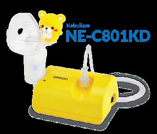 Nebulizer NE-C801KD