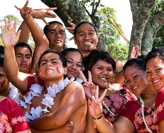 Samoan Kids Auckland Pasifika Festival 2007