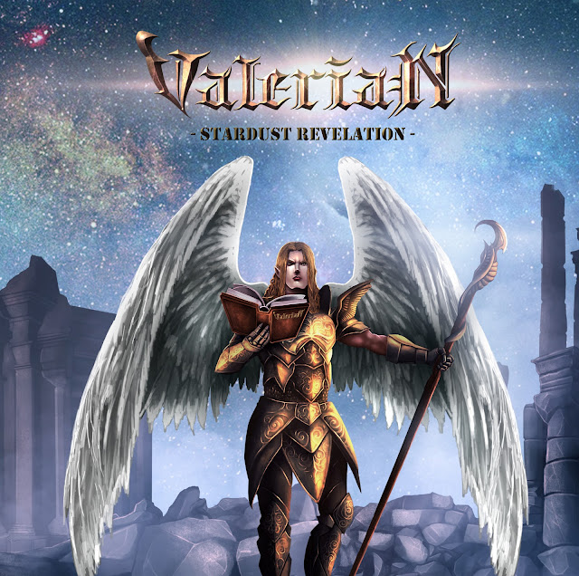 Valerian - Stardust Revelation (Album Lyrics), Valerian - Stardust Revelation (Album Lyrics) - AWAKENING OF THE FALLEN ONE, Valerian - Stardust Revelation (Album Lyrics) - SYMPHONY OF ENDLESS DESIRE, Valerian - Stardust Revelation (Album Lyrics) - IN YOUR HAND, Valerian - Stardust Revelation (Album Lyrics)- STARDUST REVELATION, Valerian - Stardust Revelation (Album Lyrics) - HEROES LAND ODYSSEY, Valerian - Stardust Revelation (Album Lyrics) - ELEGY OF THE UNSPOKEN WORDS, Valerian - Stardust Revelation (Album Lyrics) - SINNER'S EUPHORIA, Valerian - Stardust Revelation (Album Lyrics) - MY EVERLASTING, Valerian - Stardust Revelation (Album Lyrics) - GLORIOUS ANTHEM, Valerian - Stardust Revelation (Album Lyrics) - THE TRIUMPHANT