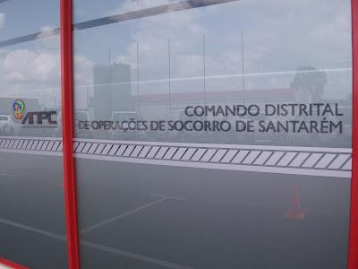 Resultado de imagem para Comando da Força Especial de Proteção Civil concentrado em Almeirim, distrito de Santarém