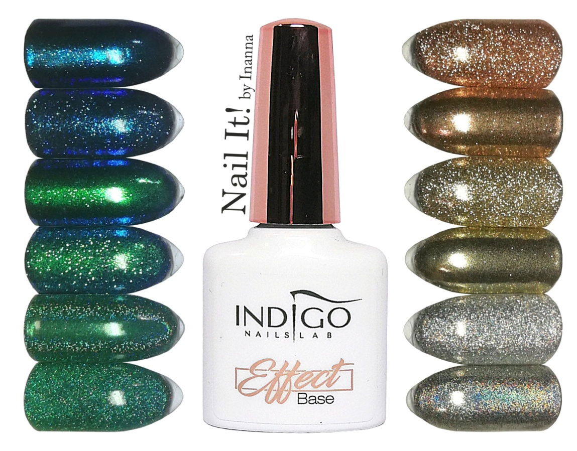 "Indigo Nails ""Effect Base"" - how does it work?"