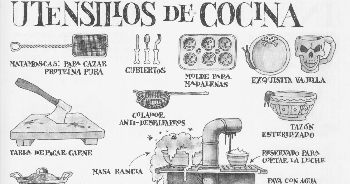 Brujita de Cocina: Manual de la Bruja