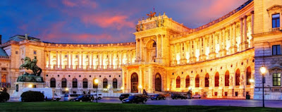 austria's imperial palace